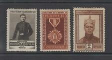 MONGOLIA - 3 high catalogue stamps (660)