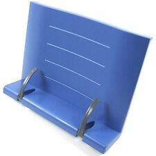 Sysmax My Book Stand Portable Folding Bookstand Magazine Holder Bookshelf Blue