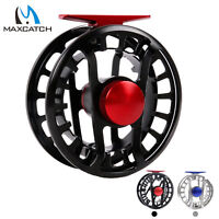 Maxcatch Saltwater-proof Reel 5/6 7/9 9/11 11/13WT Large Arbor Fly Fishing Reel