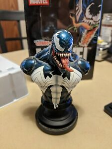 "Marvel Icons Venom 6"" Bust # 325 of 600 Diamond Select Toys"