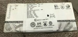 BRAND NEW Genuine VW AUDI SEAT SKODA VAG group JZW698151 front brake pads