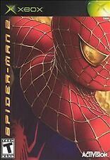 Spider-Man 2 (Microsoft Xbox, 2004) Platinum Hits, Brand New / Sealed