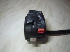 Ducati Monster 600 Left hand Switchgear switch gear 1997