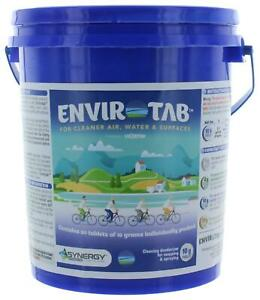 Envirotab All Purpose Tablets for Cleaning and Deodroizing Your Entire Home