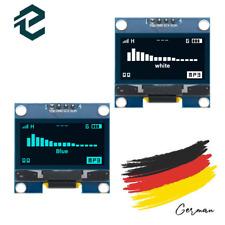 1,3 Zoll Arduino OLED 128x64 Display SH1106 I2C IIC TWI weiß o. blau Raspberry