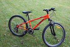 Trek Precalibar Kids 24 in 21 speed good condition - Orange