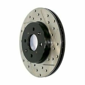 StopTech 127.33137R Sport Drilled & Slotted Brake Rotor For 18-20 Audi Q5 NEW