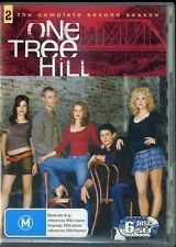 One Tree Hill The Complete Second Season Series Two 2 DVD 6-Disc Set Region Four
