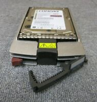 "Compaq  BF01865222 251872-001 18.2GB 15000RPM U3 SCSI 3.5"" Hot-Plug Internal HDD"