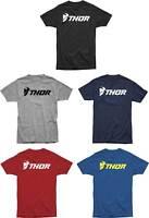 Thor Loud T-Shirt - Short Sleeve Graphic Tee Men MX Motocross Dirtbike ATV