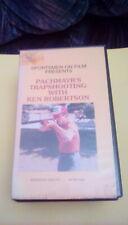 Sportsmen On Film - Pachmayr's Trapshooting With Ken Robertson VHS gun hunting