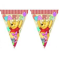 Kunststoff-girlande Winnie The Pooh Alphabet