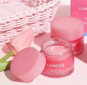 Laneige Lip Sleeping Mask- Berry 20g- Brand New- UK Stock Limited Offer