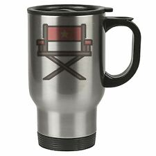 Geek Travel Mug - Director Chair - Thermal Eco - Stainless Steel