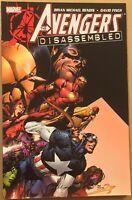 Avengers Disassembled - NM - tpb - Bendis - Finch - Marvel