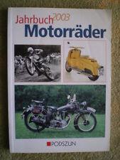 "Motorräder Jahrbuch 2003 - NSU Motorräder, 125er Rennfox, ""Spandauer Springböcke"