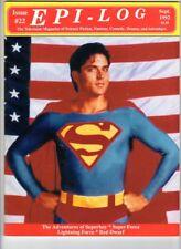WoW! Epi-Log #22 Adventures Of Superboy! Super Force! Lightning Force! Red Dwarf