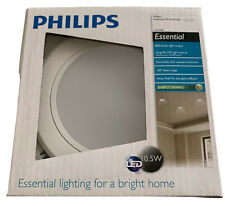 50 X Philips Essential Led Downlight 10.5W 3000K 100D Beam Low Profile Dimmable