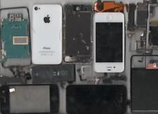 PARTI SMONTATE DA IPHONE APPLE - COME IN FOTO - DA UTILIZZARE MA NON GARANTISCO