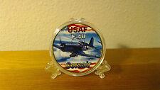 US AIR FORCE F-4U CORSAIR UNIQUE challenge coin C101