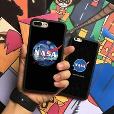 NASA Space Exploration Agency Silicone Case Cover For iPhone Samsung Galaxy