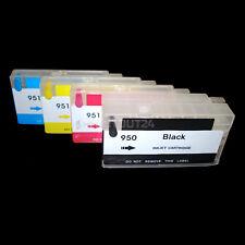 Mini Ciss Chips 950 951 Bk Y M C XL Officejet pro 251 276 Dw Cr770 Cv136a for Hp