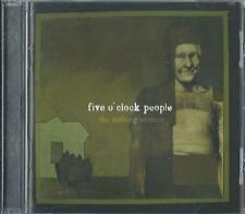 FIVE O'CLOCK PEOPLE - The Nothing Venture - Christian Music CCM - Rock Pop CD