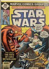 """1978--""""STAR WARS""""--MARVEL COMICS (#11)"""