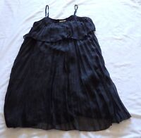 Ladies  size 8  JEANSWEST BLACK soho Lurex  DRESS NEW RRP$79.99