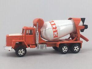 "Vintage ERTL International Cement Mixer ""Trucks of the World Collection"" Series"