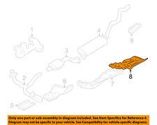 GM OEM Exhaust-Heat Shield 15161617
