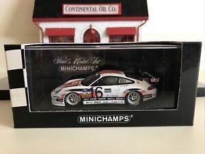 1/43 Scale Minichamps 2004 Porsche 911 GT3