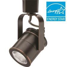 Lithonia Lighting Spotlight 1-Light Oil-Rubbed Bronze LED Track Lighting Head