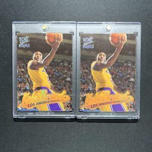 (2x) 1996-97 Fleer Ultra Kobe Bryant rookie card #52 Lot of 2 Lakers HOF INVEST!