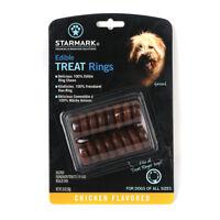 Starmark Design-Edible TREAT Rings Delicious 100% Edible Treat Ring Chews