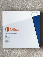 Microsoft Office 2013 Professional | 1 PC License with DVD