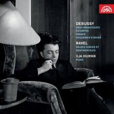 Ilja Hurnik - Deux Arabesques Estampes Images Children's Corner [New CD]