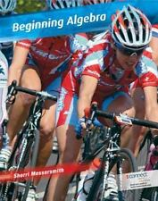 Student Solutions Manual for Beginning Algebra, Messersmith, Sherri, Very Good B