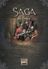 Saga Gripping Beast and Studio Tomahawk: SAGA version 2 Age of Vikings NEW