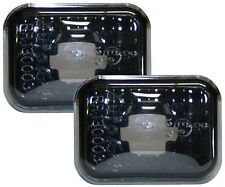 AUTOART ROVER MGF MG TF -04 CRYSTAL BLACK SIDE REPEATERS INDICATORS