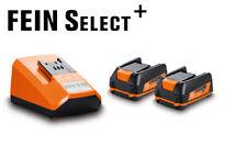 Fein Akku-Starter-Set, Spannung 12 V, Kapazität 3 Ah | 92604317010
