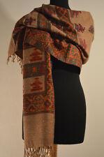 Cachemira bufanda – 100% cachemir
