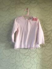 H&M 12-18 Months Long Sleeved Light Pink Top