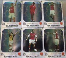 Arsenal Football Trading Cards Set