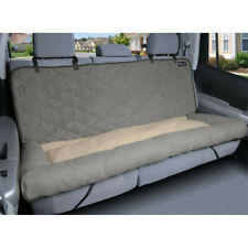 PetSafe Solvit Large Car Cuddler Bench Seat Cover for Pets Grey