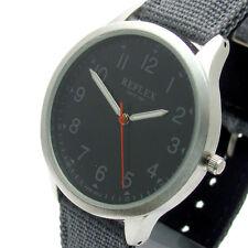 Reflex Smart Modern Men's Gents' Watch Quartz with Webbing Strap REF0004
