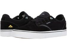 Emerica Jon Dickson Pro Model Skate Shoe Black White Men's Size 10