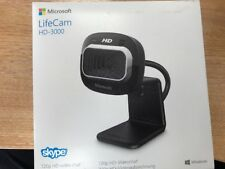 T3H-00012 Microsoft Lifecam HD-3000 - Nuevo Embalaje-T3H-00012 (cámaras > Webc