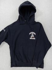 New England Patriots FoxBorough Fire Department Hoodie Sweatshirt (Mens Large)