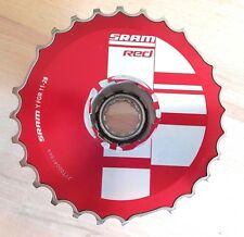 Cassette Sram Red Y 11-28 · OpenGlide  OG1090 · 10 speed